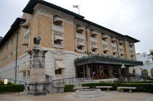 Fordyce Bathhouse in Hot Springs, Arkansas by Kathy Weiser-Alexander.