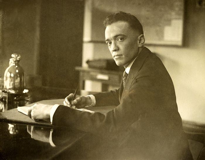 J. Edgar Hoover, 1924