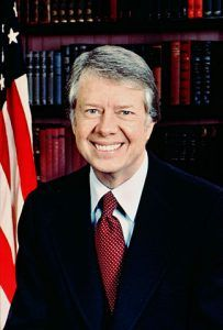 39th President Jimmy Carter
