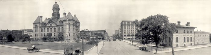 Joliet, Illinois by the Haines Photo Co, 1914.