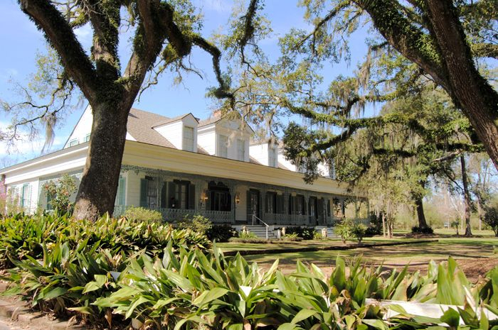 Myrtles Plantation, St. Francisville, Louisiana by Kathy Weiser-Alexander