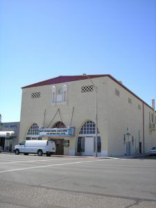 Needles, California Historic Theater by Kathy Weiser-Alexander