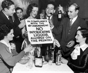 """No Liquor"" at this Speakeasy"