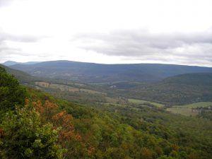Ouachita Mountains, Arkansas by Kathy Weiser-Alexander