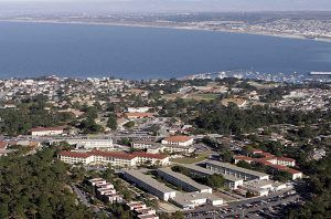 Presidio of Monterey, California