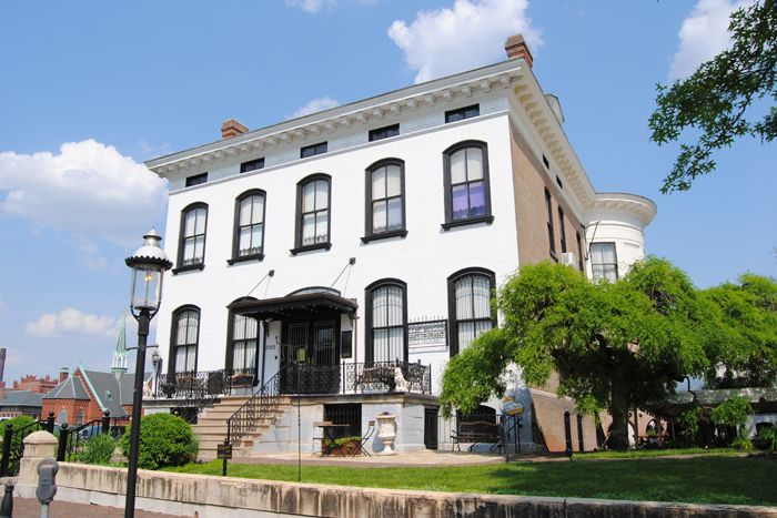 The Lemp Mansion in St. Louis, Missouri by Kathy Weiser-Alexander.