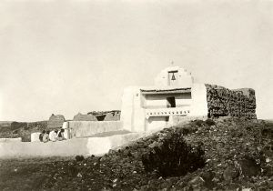 Zia Pueblo Church, New Mexico