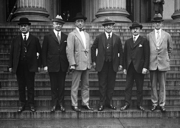 Bureau of Investigation by Harris & Ewing, 1923