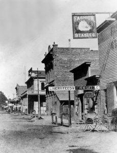 Anaheim, Callifornia, 1887.