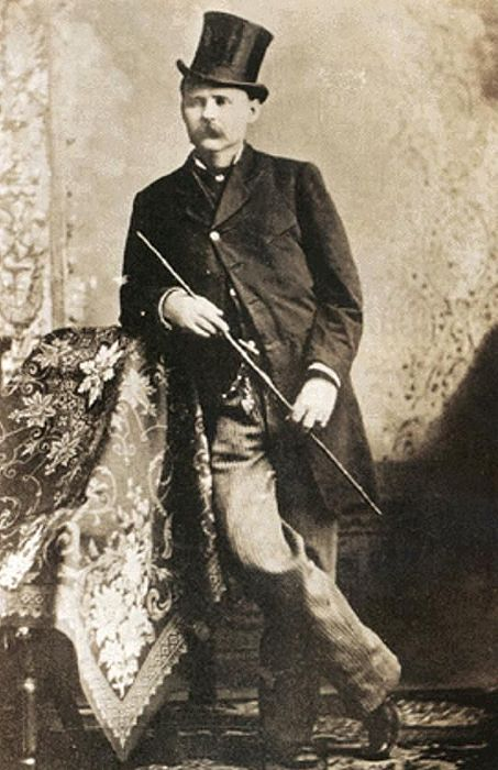 Ben Thompson Gunfighter