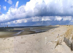 Cape Henlopen, Delaware Bay, courtesy Wikipedia.