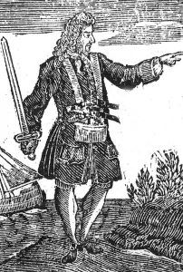 Captain Charles Vane, Pirate
