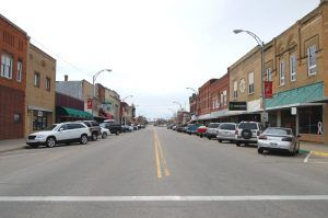 Ellsworth, Kansas Main Street today by Kathy Weiser-Alexander.