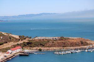 Fort Baker, California by Kathy Weiser-Alexander.