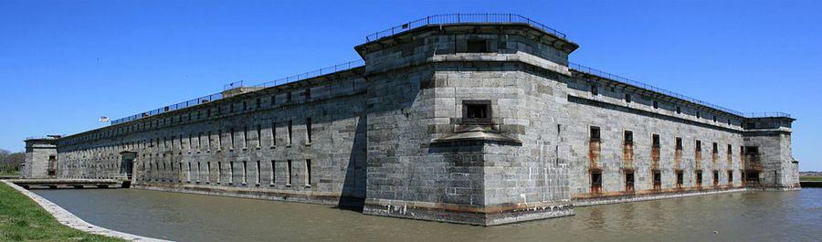 Fort Delaware by Brendan Macki, Flickr