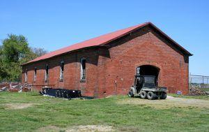 Fort Delaware Mine Storehouse by Brendan Mackie, Wikipedia.