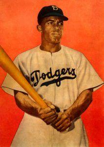 Jackie Robinson, 1951