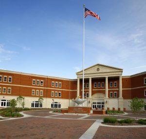 Lewis & Clark Army War College, Leavenworth, Kansas by Harland Schuster, Kansas Travel.