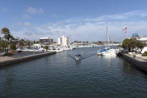 Newport Beach, California Waterway by Carol Highsmith.