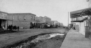 Santa Ana, California, 1887