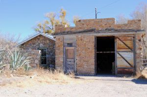 Howell Package Store in Shafter, Texas today by Kathy Weiser-Alexander.