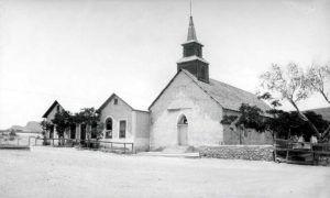 Catholic Church in Shafter, Texas, 1926
