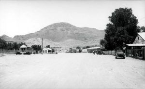 Shafter, Texas in 1926