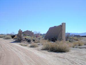 Alcala, Texas Ruins by Kathy Weiser-Alexander.