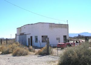 An old business in Acala, Texas by Kathy Weiser-Alexander.