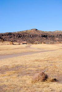 San Antonio-El Paso Road through Fort Davis, Texas by Kathy Weiser-Alexander.