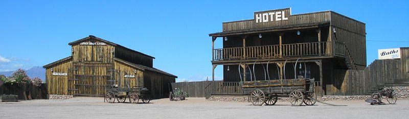 Goldfield, Arizona by Kathy Weiser-Alexander.