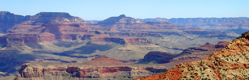 Grand Canyon, Arizona by Kathy Weiser-Alexander.
