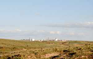 Hutchinson County, Texas Oil Production by Kathy Weiser-Alexander.