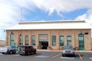Powerhouse Museum in Kingman, Arizona by Kathy Weiser-Alexander.