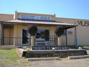 Devil's Rope Museum in McLean, Texas by Kathy Weiser-Alexander.