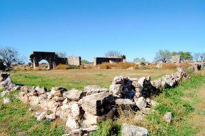 Presidio San Saba, Menard, Texas by Kathy Weiser-Alexander.