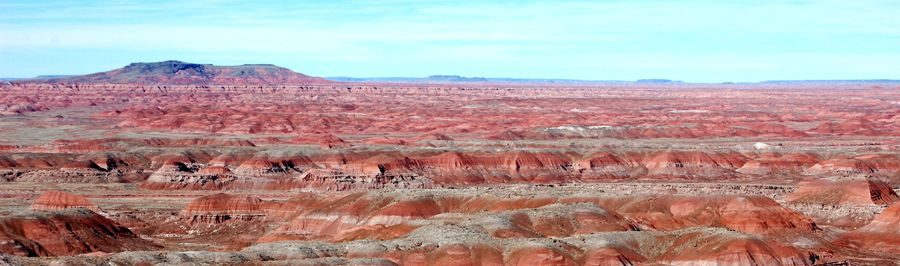 The Painted Desert of Arizona by Dave Alexander.