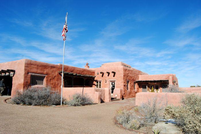 Painted Desert Inn by Kathy Weiser-Alexander.