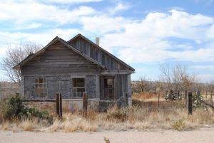 An old house near Pumpville, Texas by Kathy Weiser-Alexander.