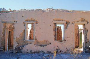 Redford, Texas Ruins by Kathy Weiser-Alexander.