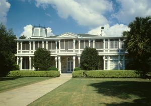 Fort Sam Houston Headquarters, San Antonio, Texas by the Historic American Buildings Survey.