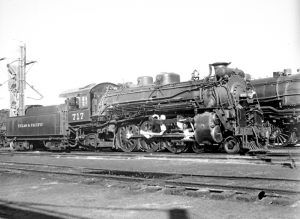 Texas & Pacific Railroad