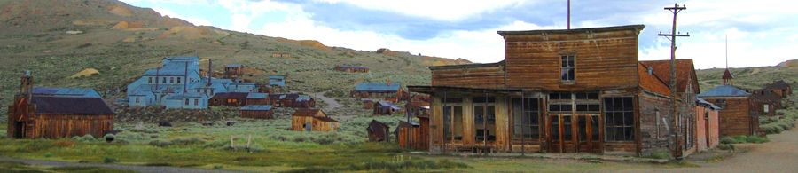 Bodie, California Ghost Town by Kathy Weiser-Alexander.