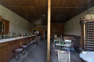 Bodie, California Saloon Interior by Carol Highsmith.