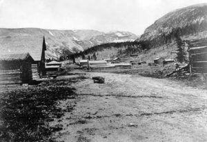 Buckskin Joe, Park County Colorado, 1864.