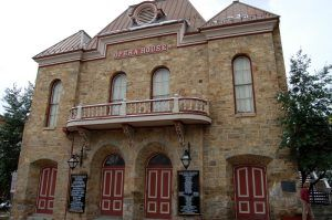 The Central City Opera House today by Kathy Weiser-Alexander.