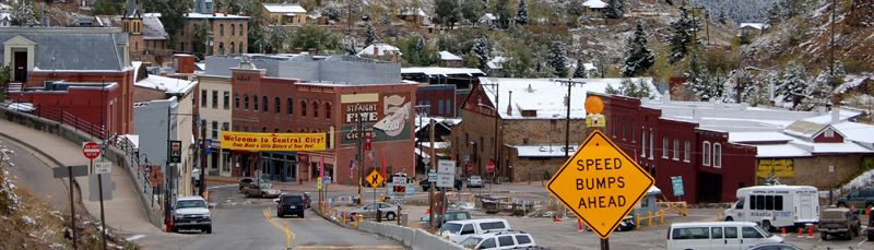 Central City, Colorado today by Kathy Weiser-Alexander.