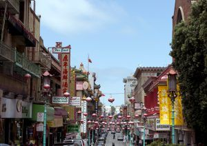 Chinatown, San Francisco today by Carol Highsmith.