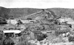 Chloride, Arizona Mines.