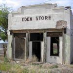 Old store in Eden, Arizona by Kathy Weiser-Alexander.